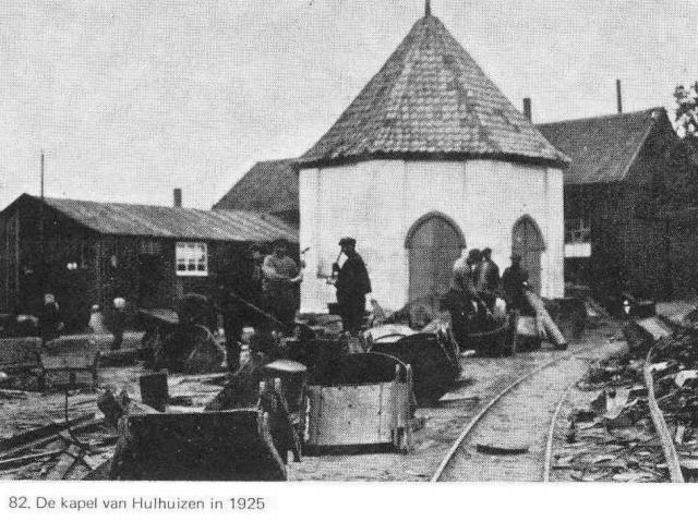 Kapel in Hulhuizen