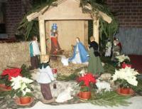 Kerststal 2003